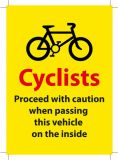 Cyclists Beware